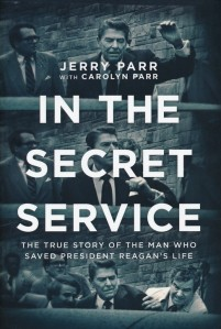 Secret Service Book by Jerry Parr and Carolyn Parr