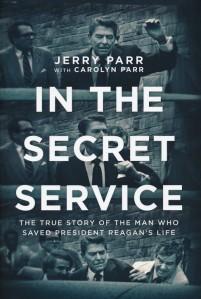 Secret Service Book by Jerry Parr and Carolyn Parr